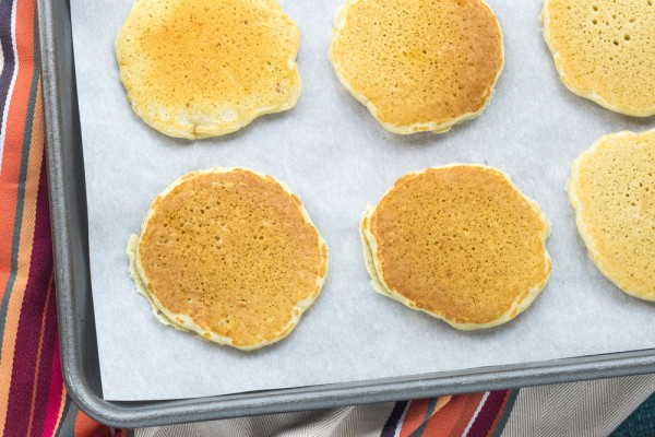 Get ready for school and learn how to freeze pancakes for easy breakfasts.