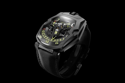 Urwerk 210-Y Black Hawk