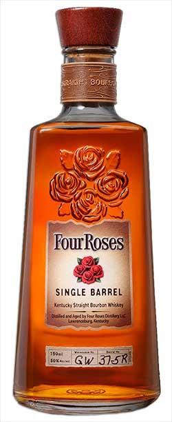 Four Roses Single Barrel Bottle