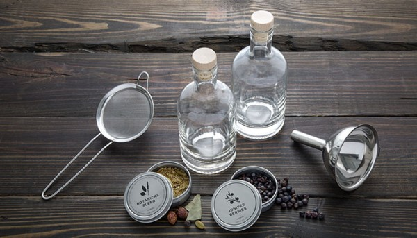 W&P Homemade Gin Kit — Father's Day Gift Ideas