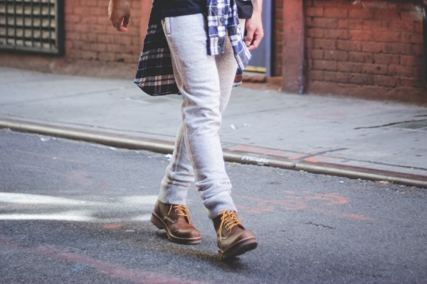 mens work boots street style