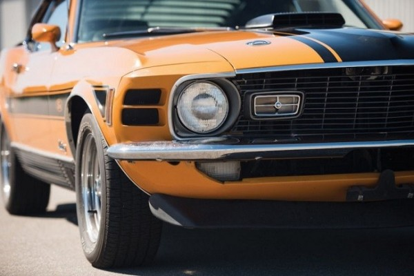 1970 Ford Mustang Mach 1 Twister 8