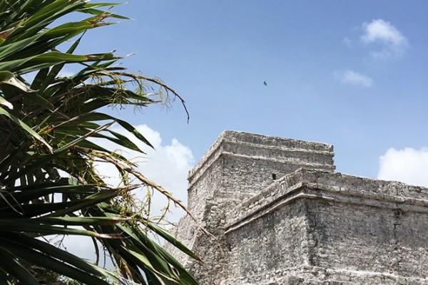 Mayan Ruins Tulum - He Spoke Style