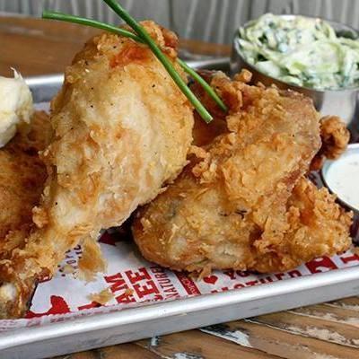 Proposition Chicken's Gluten Free Fried Chicken