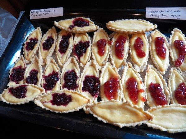 Cheesecake Tarts