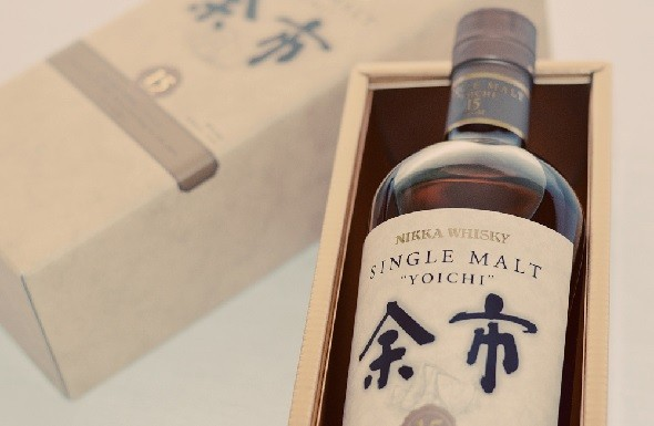 yoichi 15 japanese whisky