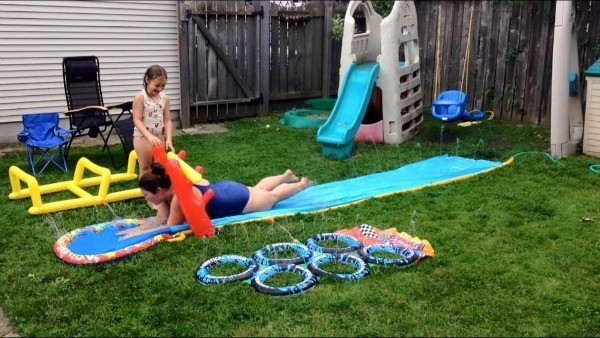 Summer Bucket List Slip and Slide Alice Seuffert