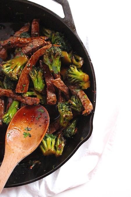 Broccoli Beef | LocalSavour.com