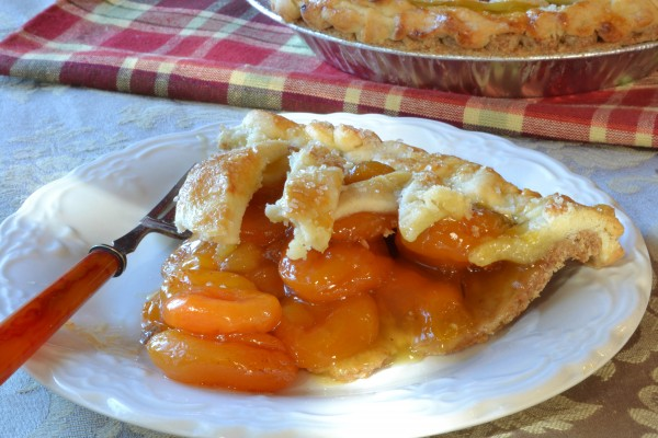 Image result for pie with dried apricots
