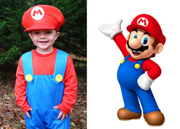 How I Created The Ultimate Super Mario Bros Halloween Costumes