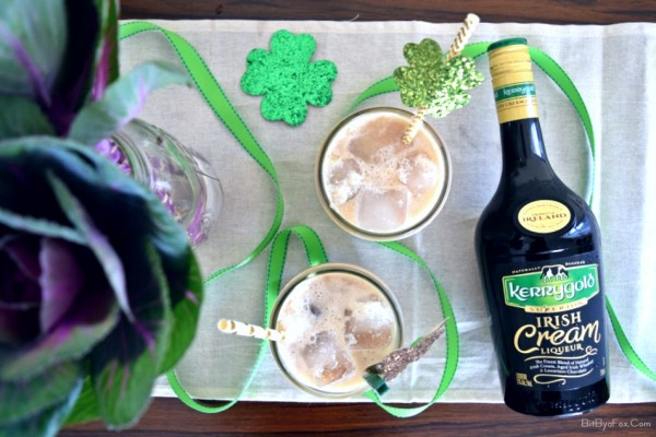 Iced Irish Coffee Kerrygold Irish Cream
