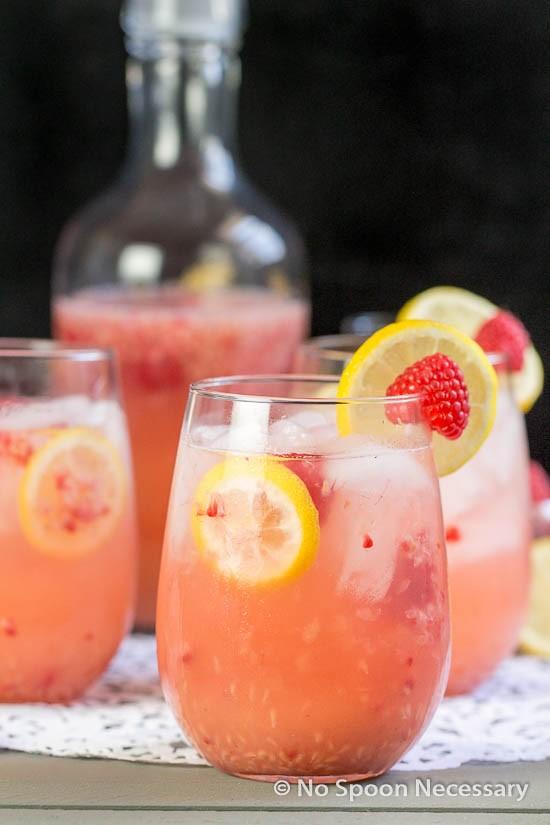 Cupid's Pink Arrow Cocktai l