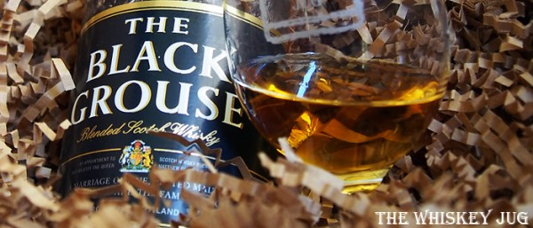 The Black Grouse Scotch Label