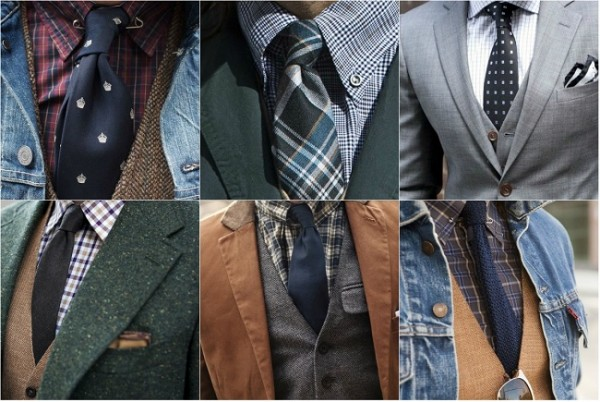 How to Match Your Shirt With Your Tie