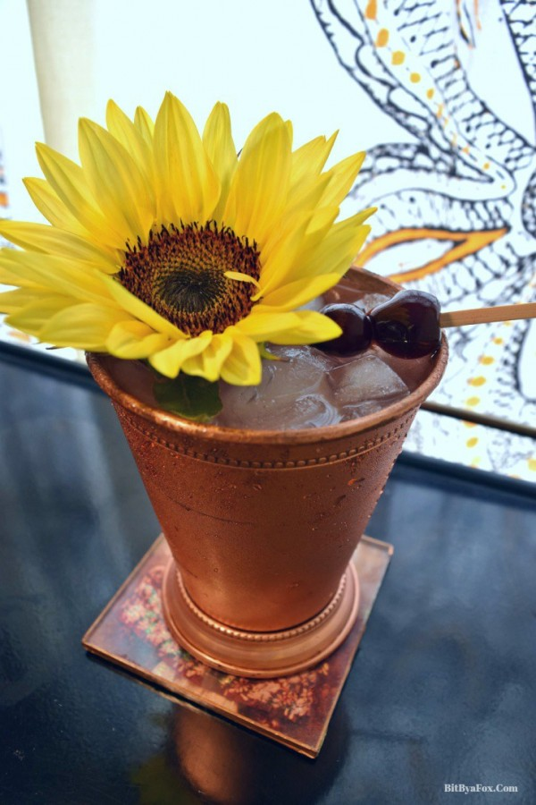 The Viking Daisy – A Preakness Cocktail : Bourbon : DrinkWire