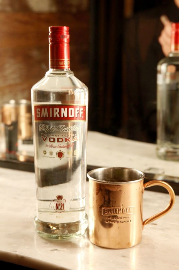 SMIRNOFF Brings It Back To The 1940s With An Experiential Dinner To Tell The Story Of Its Invention Of The Iconic Cocktail, The Moscow Mule