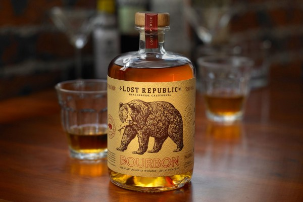 Image result for lost republic bourbon