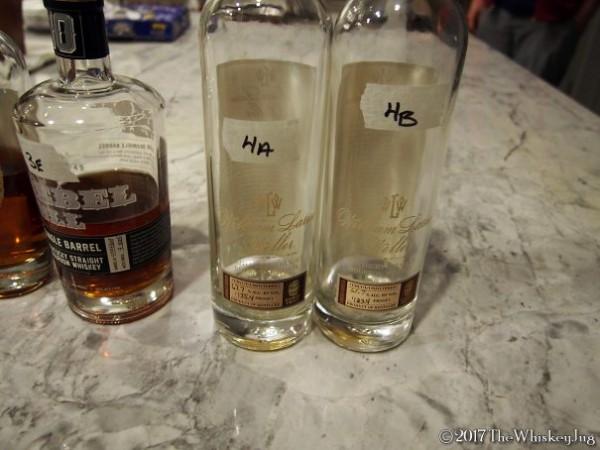 Corn Nuts Wheated Bourbon Tasting - 6