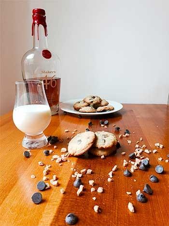 Bourbon Toffee Cookie Recipe