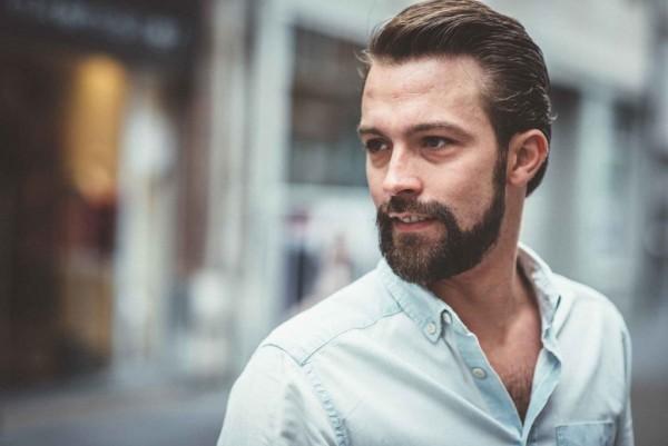 Danny Shouteden - European Beardsman