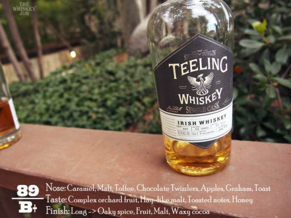 Teeling Single Barrel Carcavelos Finish Review