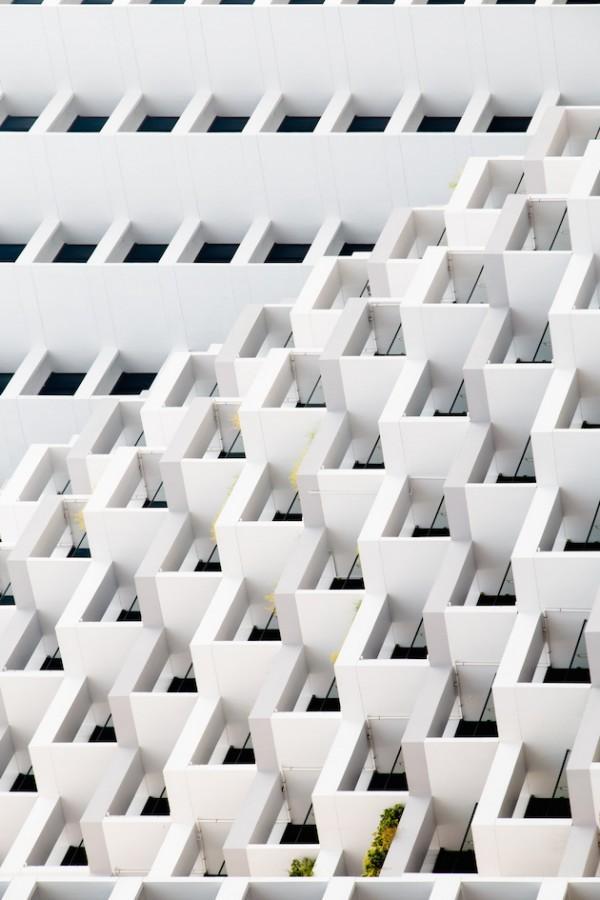 Geometric Cities feel desain Loic Vendrame 02