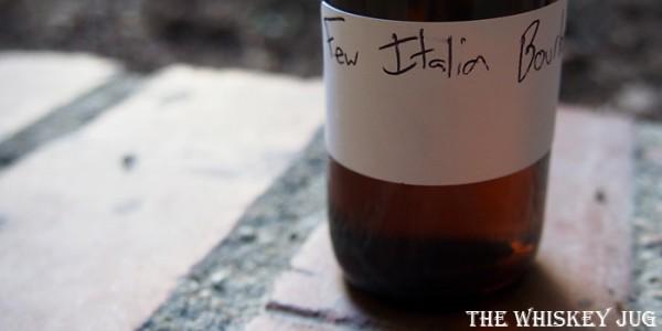 FEW Italia Bourbon Label