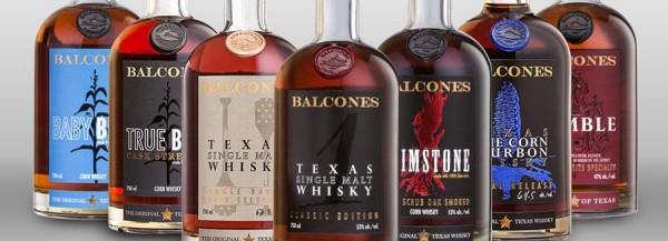 Balcones Single Malt Whisky Header
