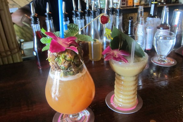 New Orleans Tiki Drinks At Latitude 29 Cocktails
