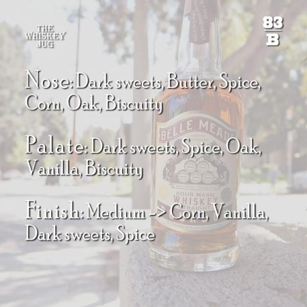 Belle Meade Bourbon Review
