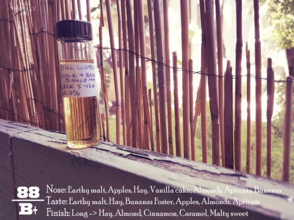 Stalk and Barrel Single Malt Review