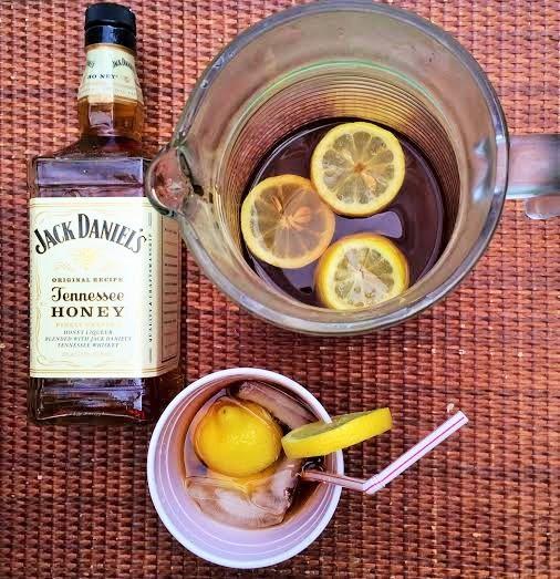 Jack Daniels Sweet Tea