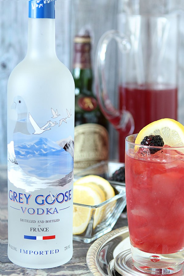 GREY GOOSE Oaks Lily