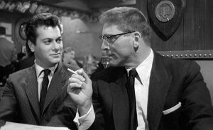 Tony Curtis and In Sweet Smell of Success