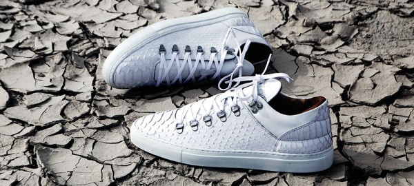 15 Of The Best All-White Trainers For Summer 2015