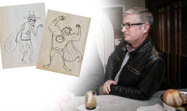 Dave Stolte will immortalize you as a super hero