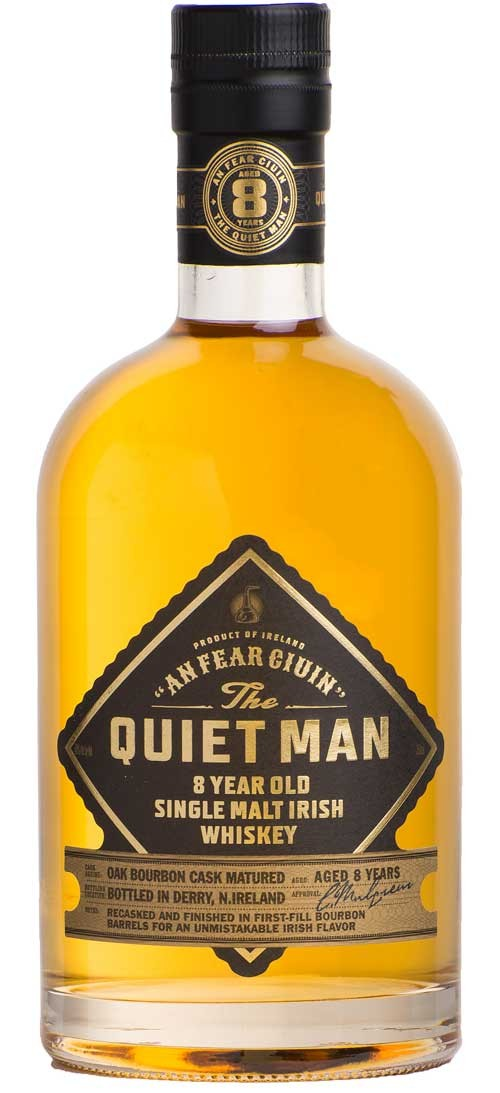 The Quiet Man 8 Year Single Malt Review