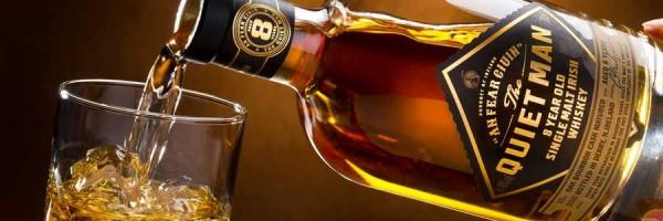 The Quiet Man Irish Whiskey Review Heaxer