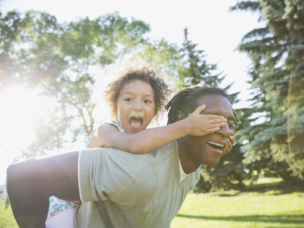 7 Advantages to Being an Older Parent