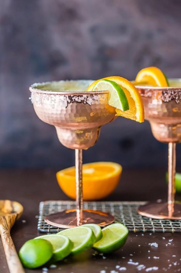 White Wine Margarita | The Cookie Rookie