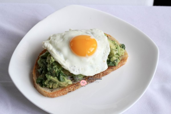 Smashed Avocado Egg Toast7