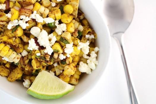 Mexican Street Corn Salad | LocalSavour.com