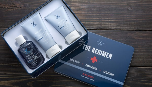 Blind Barber The Regimen — Father's Day Gift Ideas