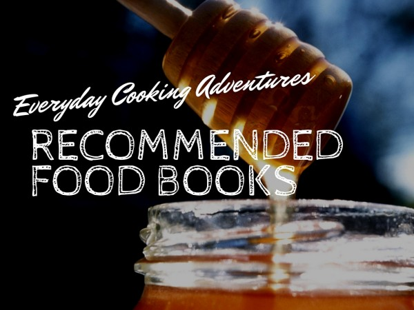 Recommended Food Books