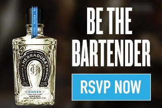 Be The Bartender. Join Herradura Tequila for an Exclusive Mixology Course.