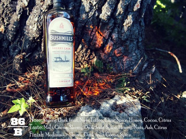 Bushmills Sherry Cask Reserve Review