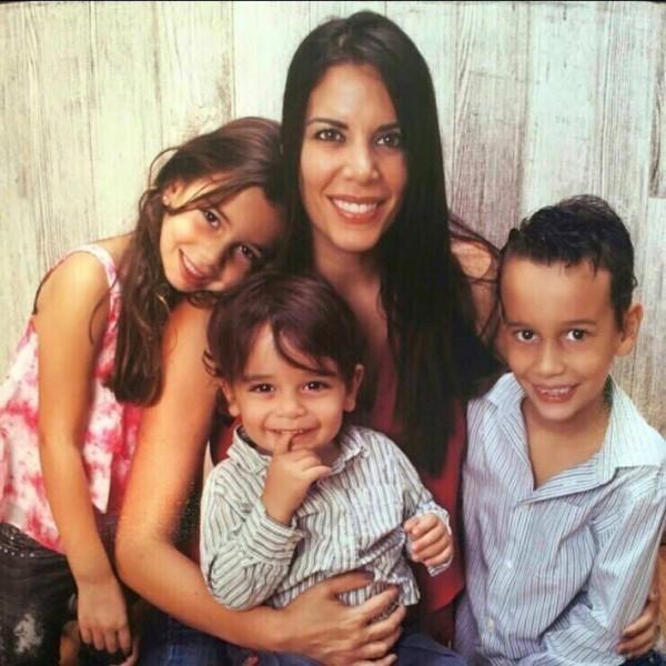 MrsMuffinTop and Kids