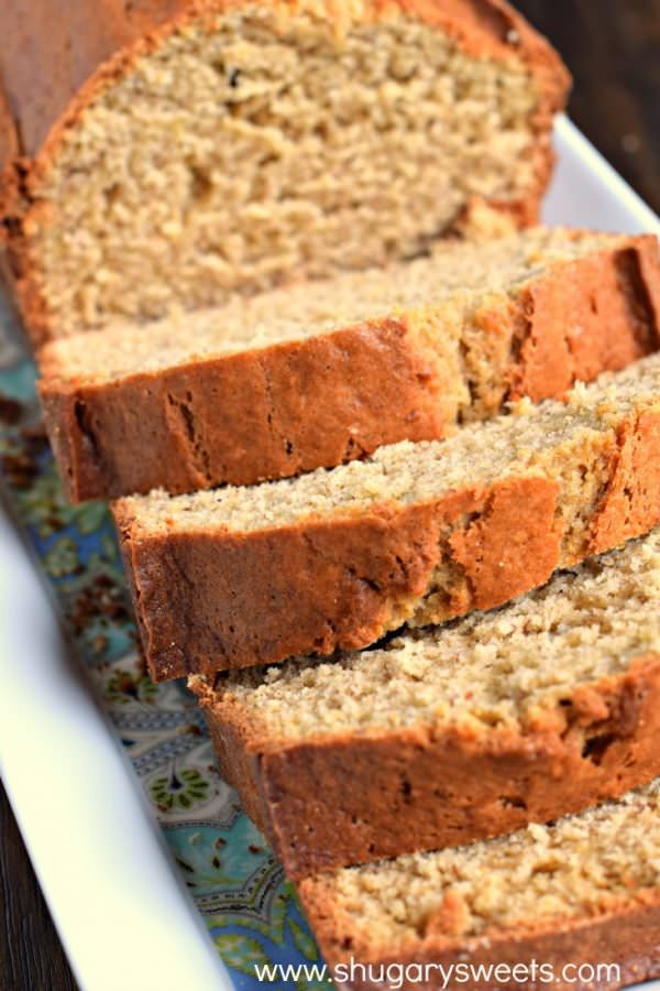 Delicious and easy, this Classic Banana Bread Recipe has been in our family for years. It's the perfect way to start your day and the bread is freezer friendly too!
