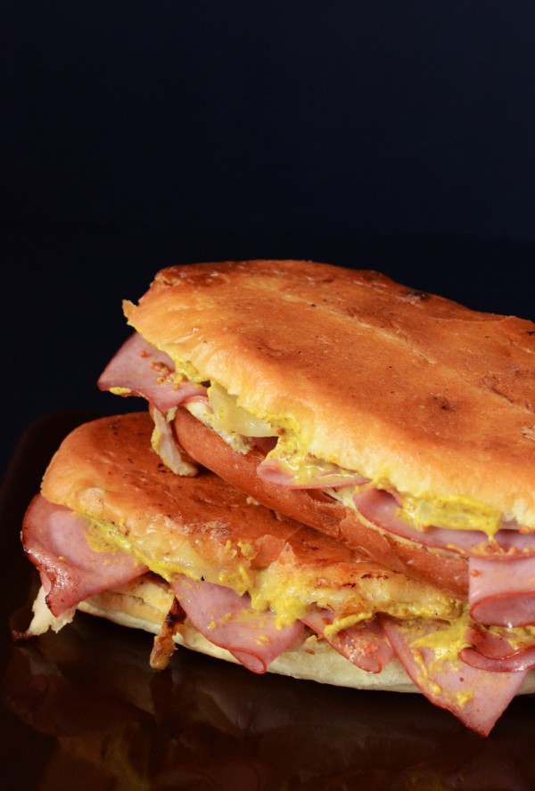 Cubano Sandwich with