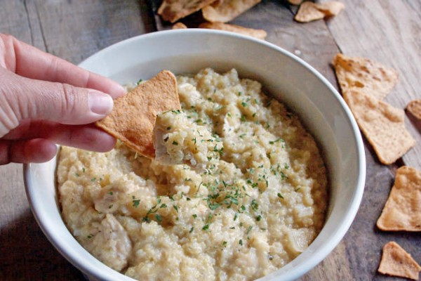 Ranch Chicken Quinoa Dip Photo